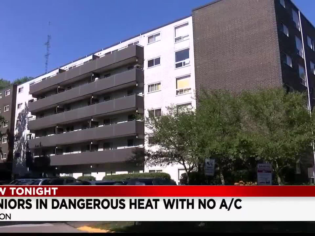 No A/C and broken elevators at Akron senior living facility have health department asking questions