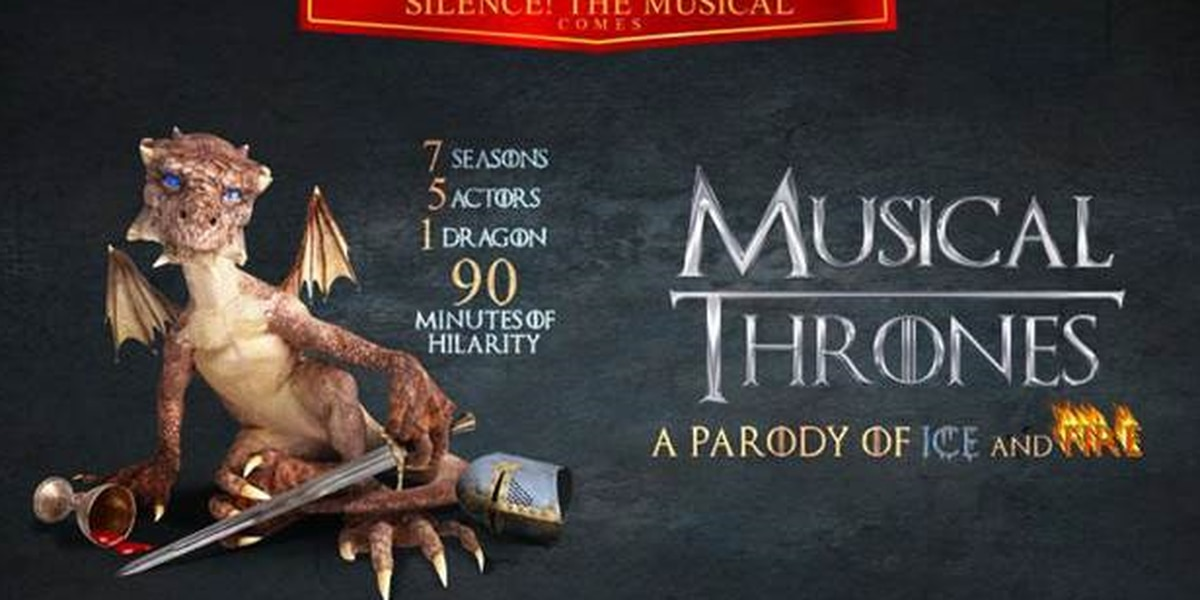 Game of Thrones parody coming to Cleveland's Playhouse Square