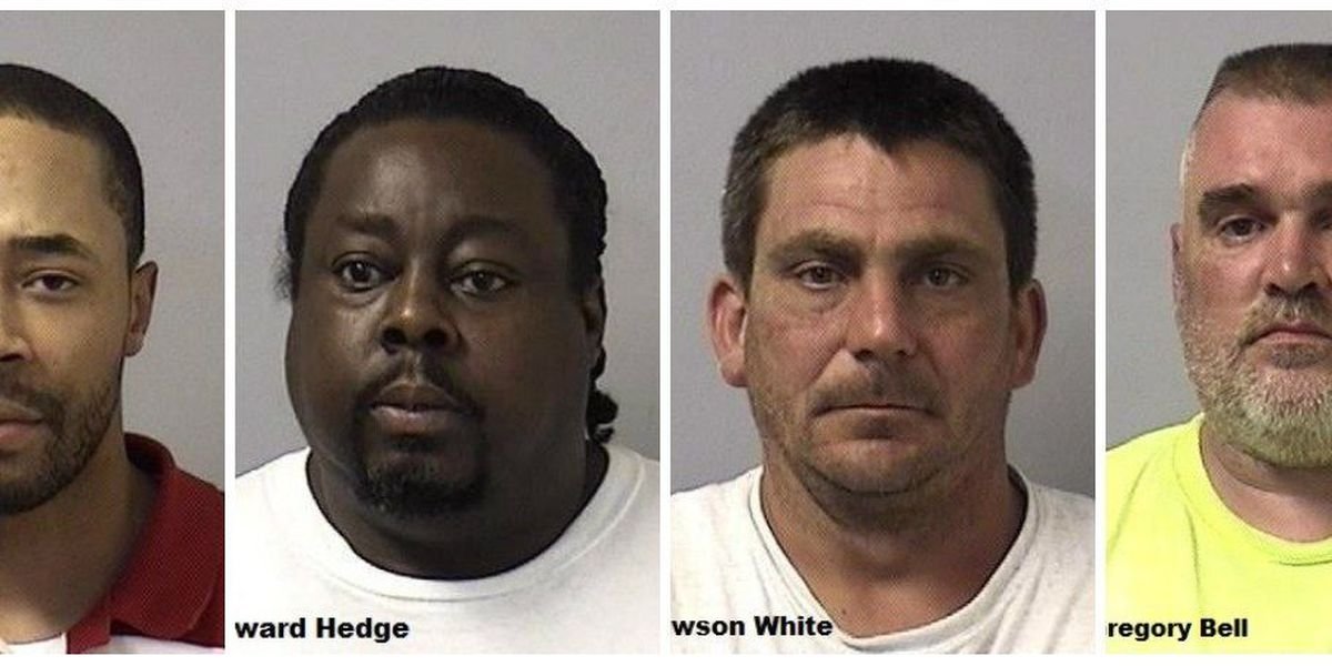 Investigation nets 4 arrests in cocaine trafficking ring