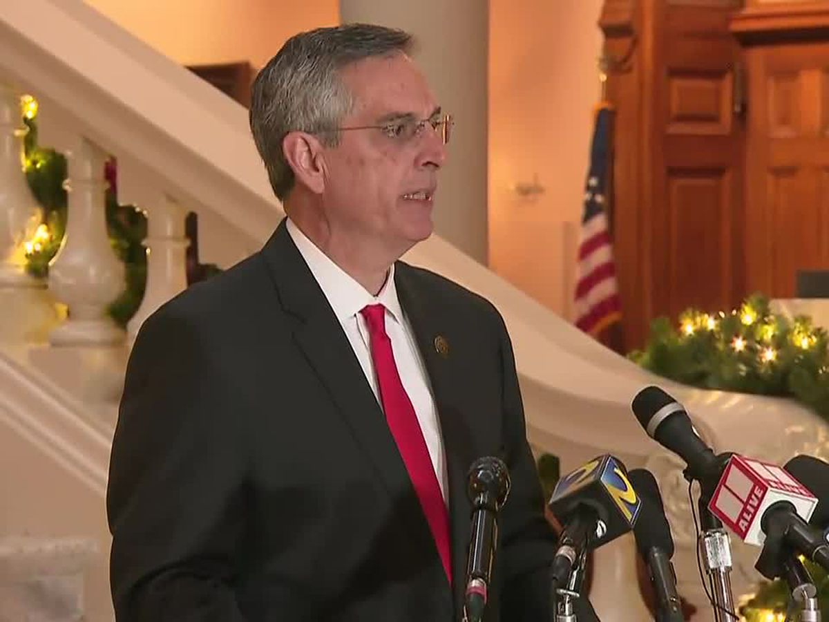 Georgia official announces investigations, defends election