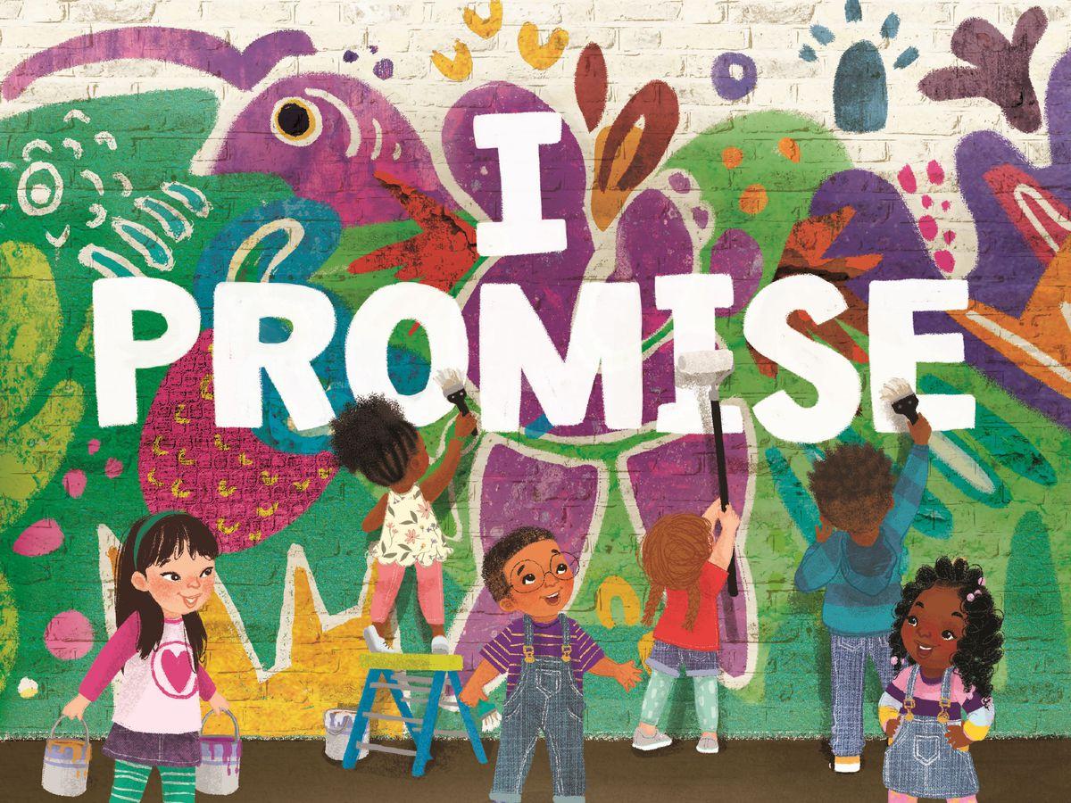 LeBron James announces new children's book 'I Promise'