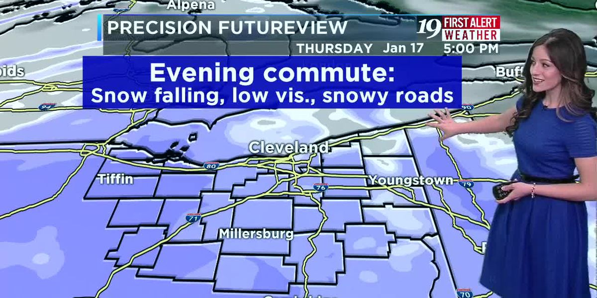 Forecast: Heavy snow is headed our way