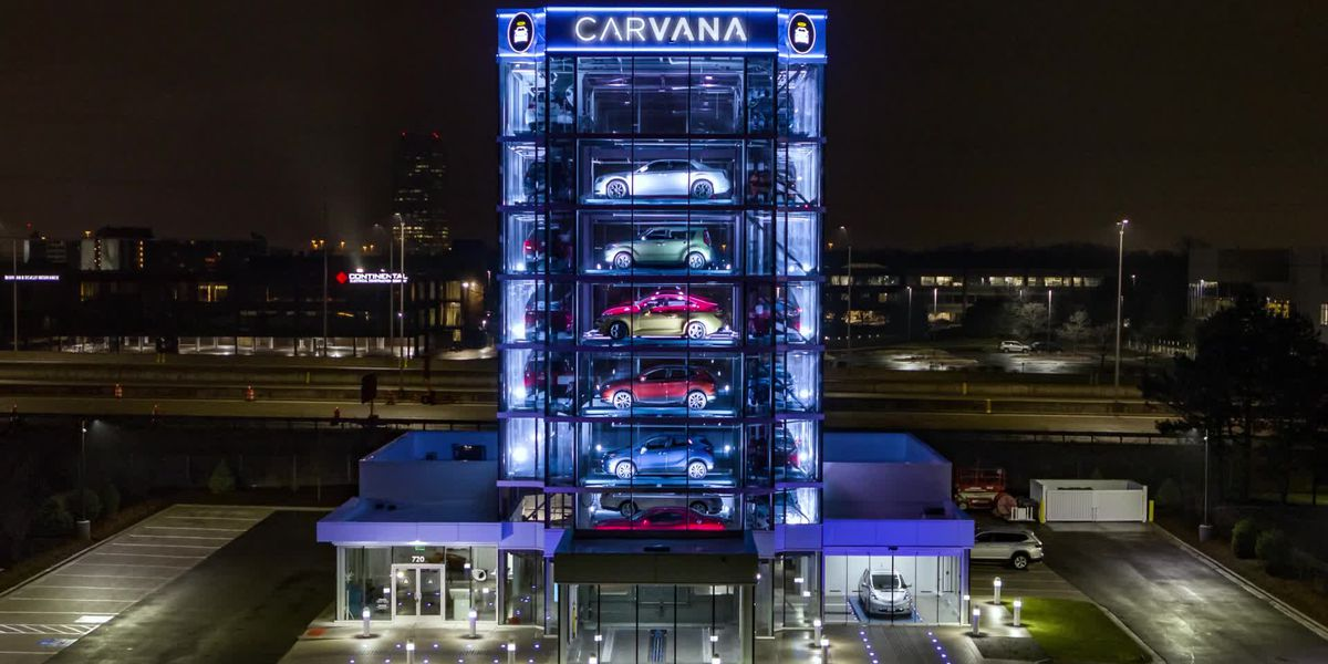 Carvana bringing 400 jobs to Lorain County