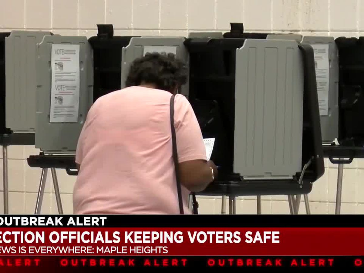 Can voting be done safely in Ohio during the coronavirus pandemic?