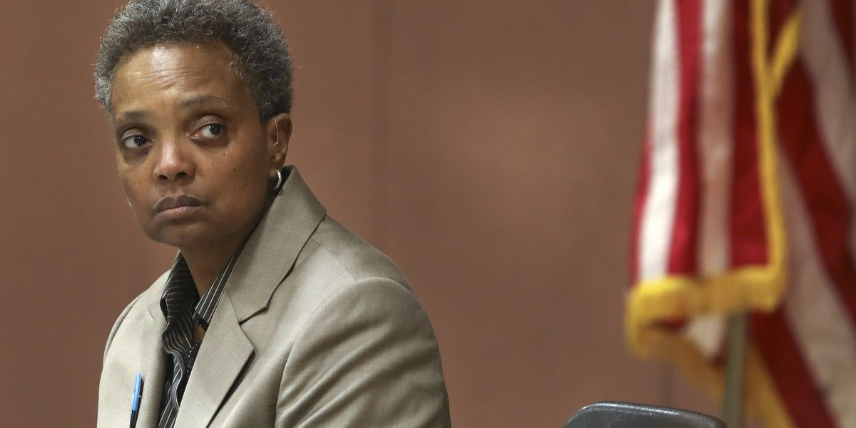 HISTORY MADE: Lori Lightfoot elected mayor of Chicago
