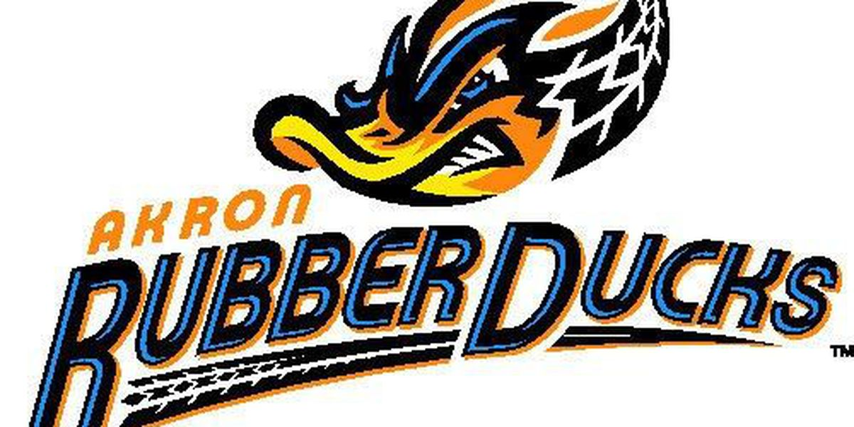 Akron RubberDucks opening homestand, events and giveaways