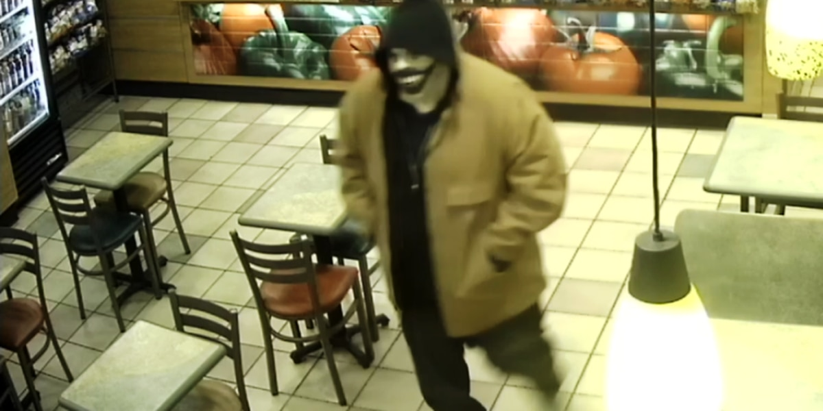 Police looking for man accused of robbing a Subway in Cleveland