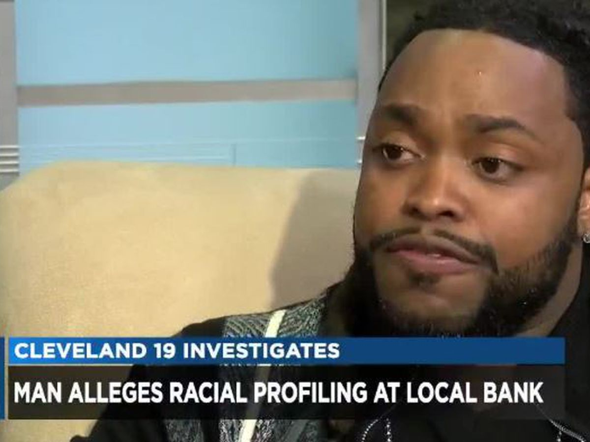 Cleveland man alleges racial profiling after bank refuses to cash check, calls 9-1-1