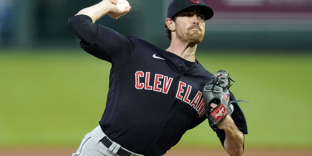 Cleveland Indians Shane Bieber runs away with American League Cy Young Award