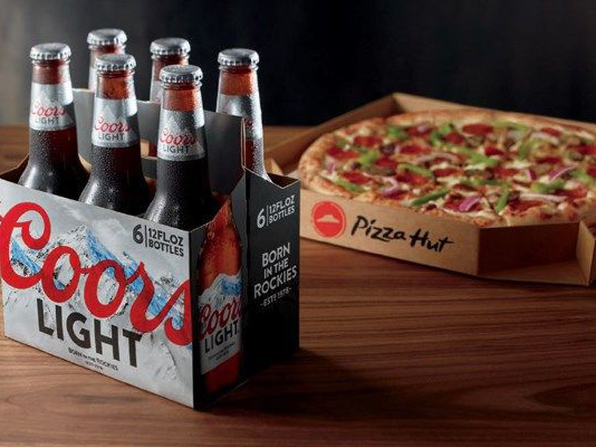 Pizza Hut to begin beer delivery in Ohio