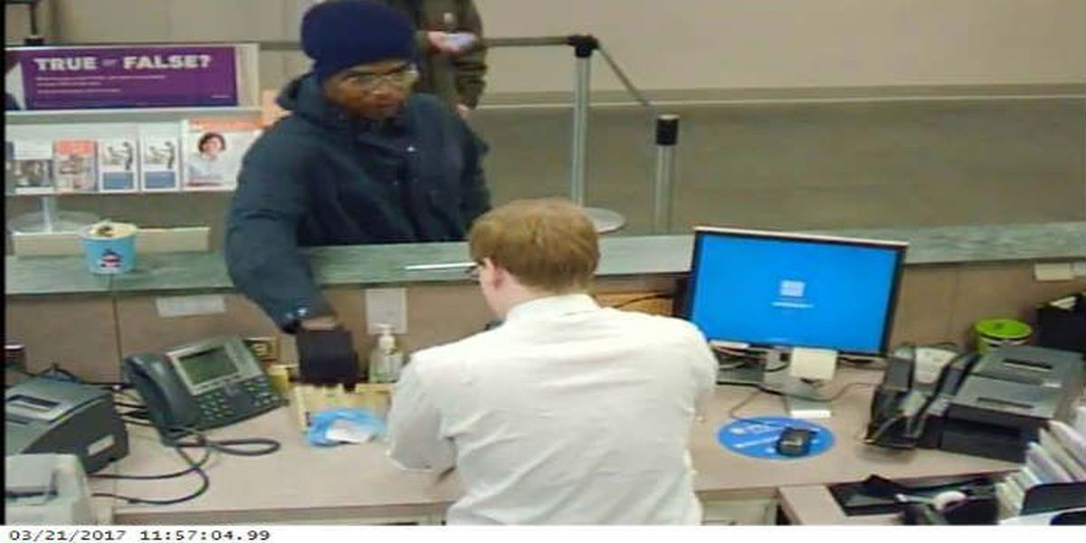 Man robs a busy PNC during lunch hour, gets out unnoticed