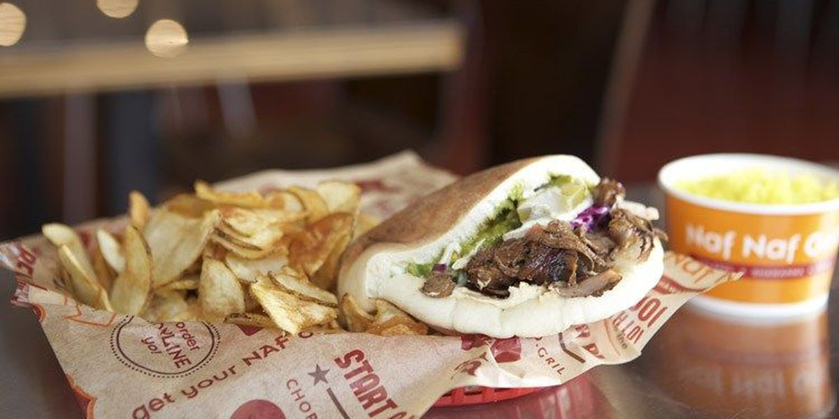 Naf Naf Grill opening first Ohio location in Independence with free pita