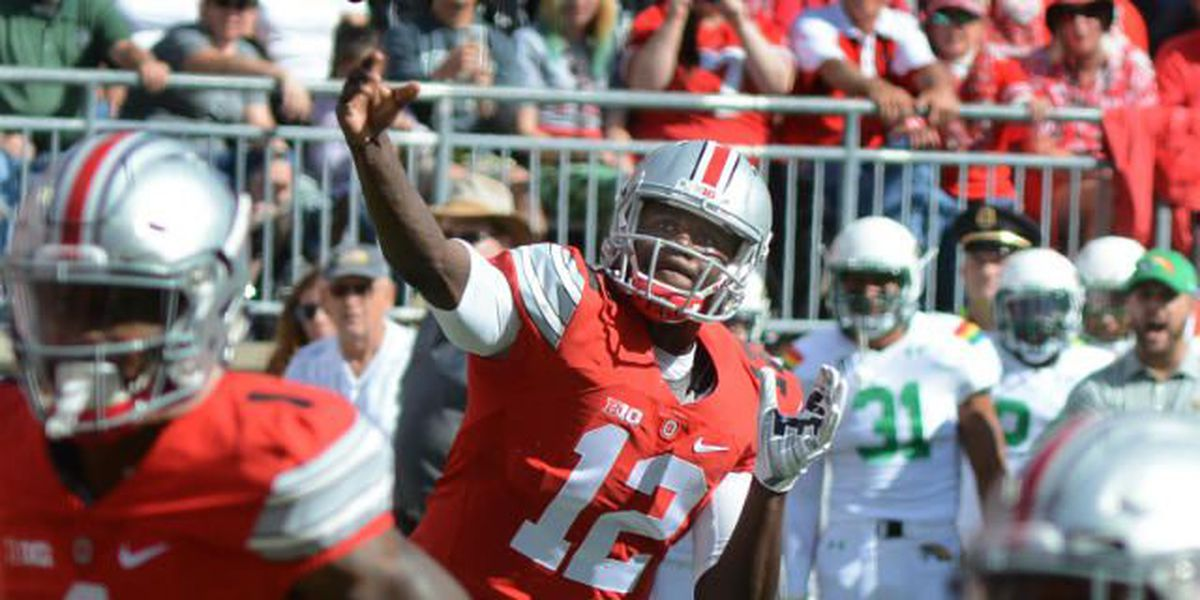 Former Glenville and OSU QB Cardale Jones graduates from Ohio State