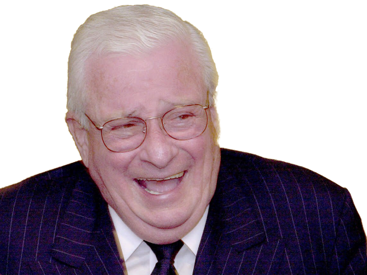 Former Cleveland Browns owner Art Modell snubbed again. Good.