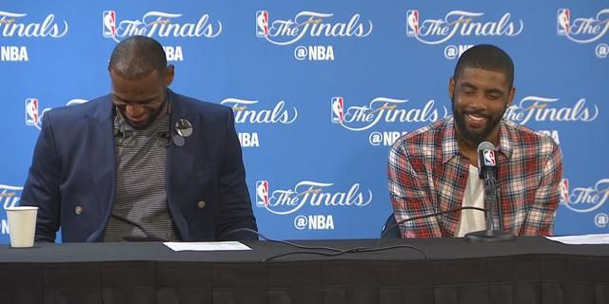 VIDEO: When did Kyrie and LeBron start to click?