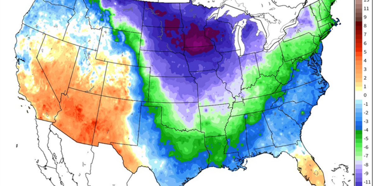 This month could be 3rd coldest April in Northeast Ohio in 30+ years, here's why