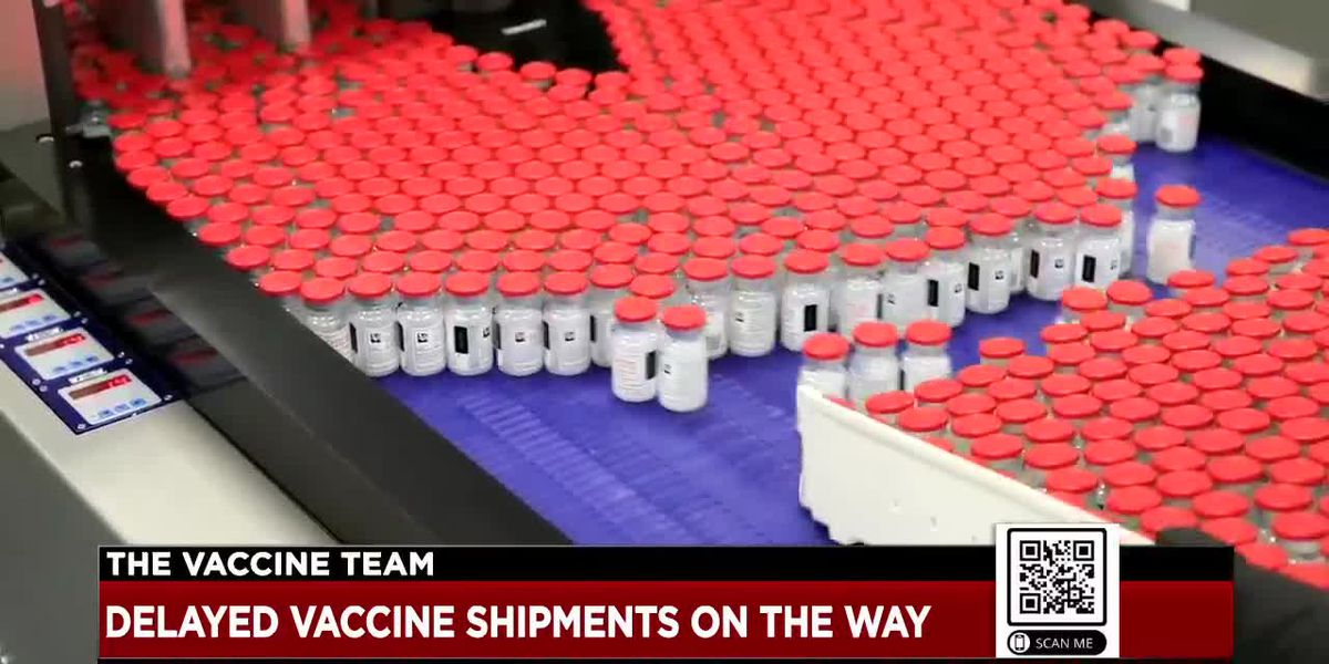 New COVID-19 vaccine shipments on the way to Ohio after weather delays