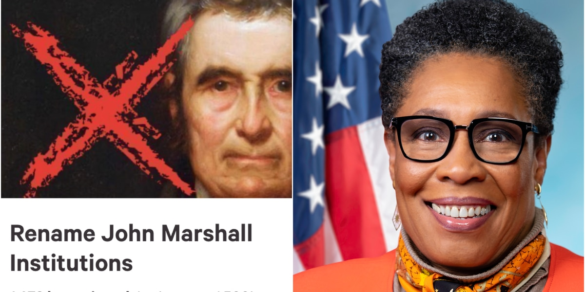 Group calls upon Secretary Fudge to help change Cleveland school named after slave owner