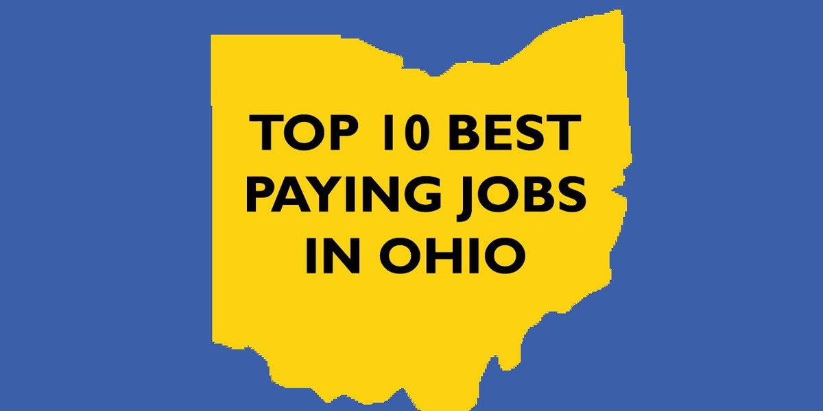 Slideshow: Top 10 highest paying jobs in Ohio