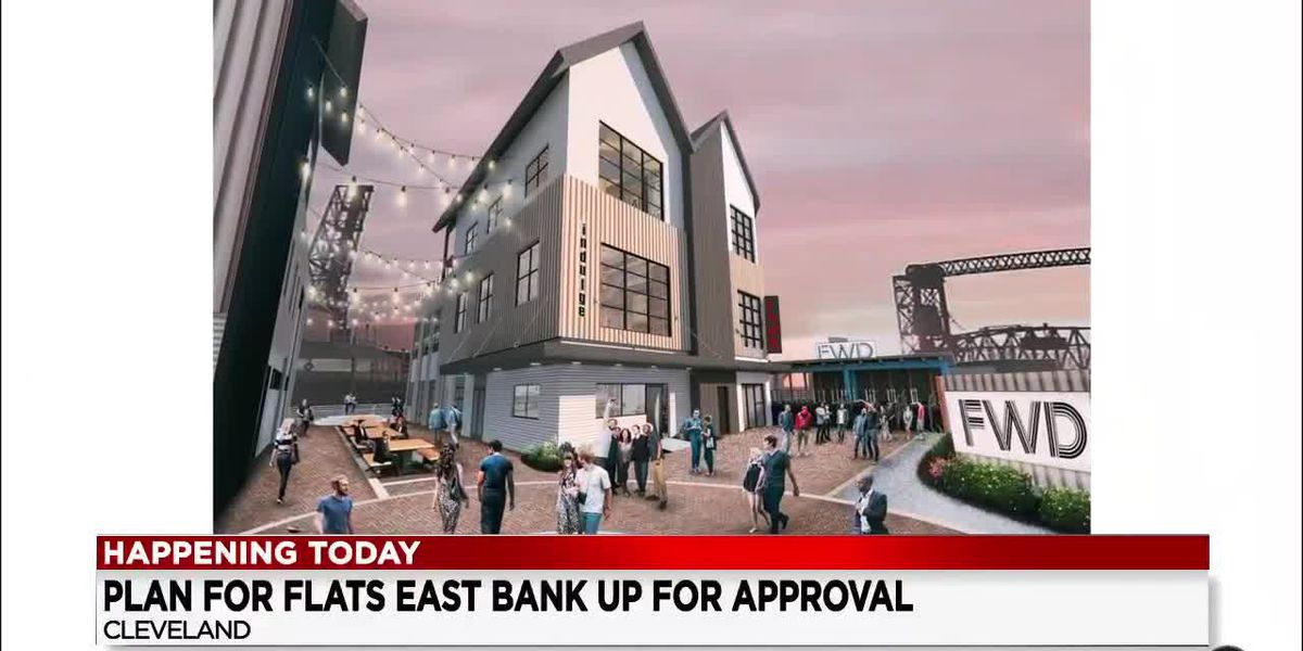 New plans for East Bank up for approval