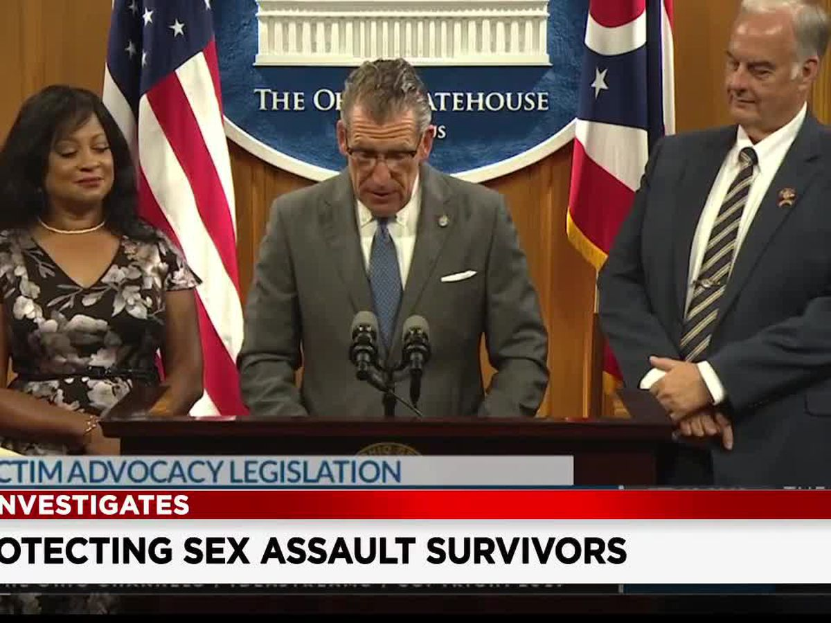 Ohio lawmaker pushes to add more protections for sex assault survivors in court