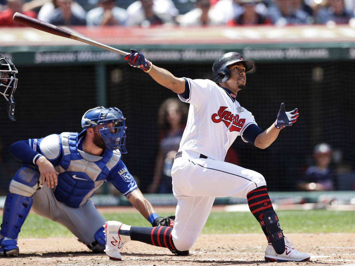 Lindor, Ramírez homer as Indians beat Royals 5-4