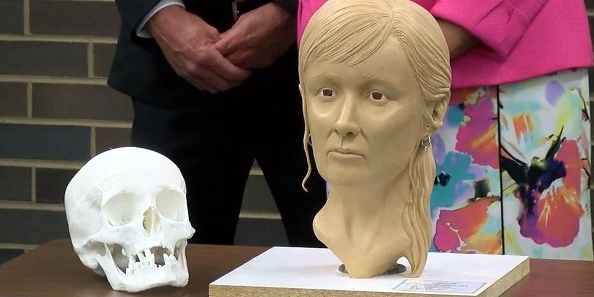Coroner hopes reconstruction of woman found dead in North Avondale will lead to ID