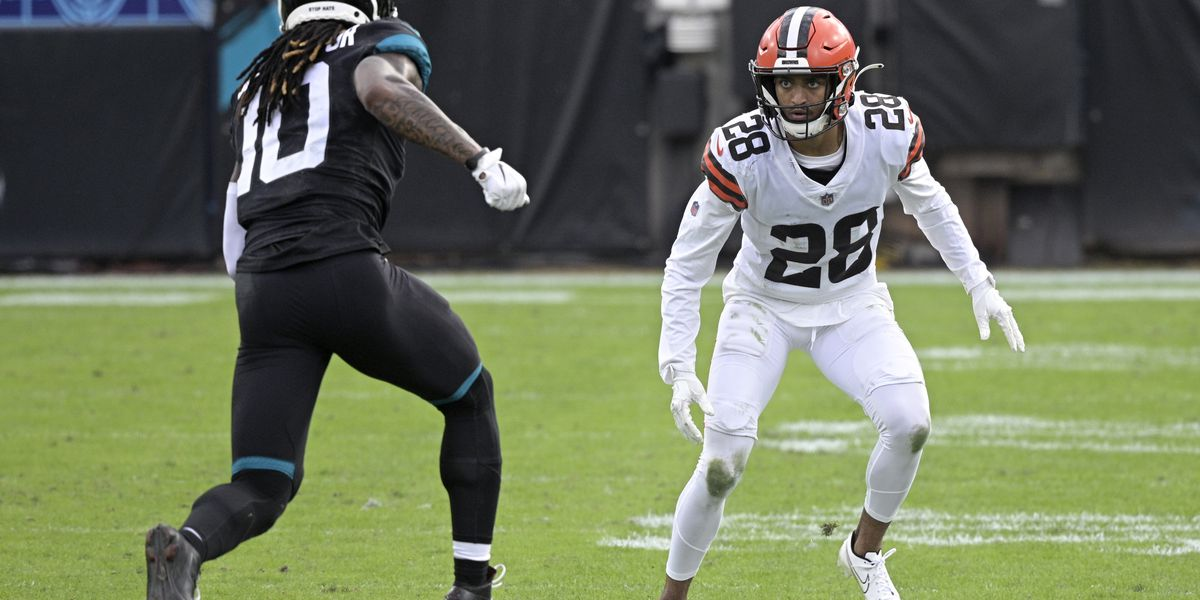 Browns lose another defender, CB Johnson added to COVID list