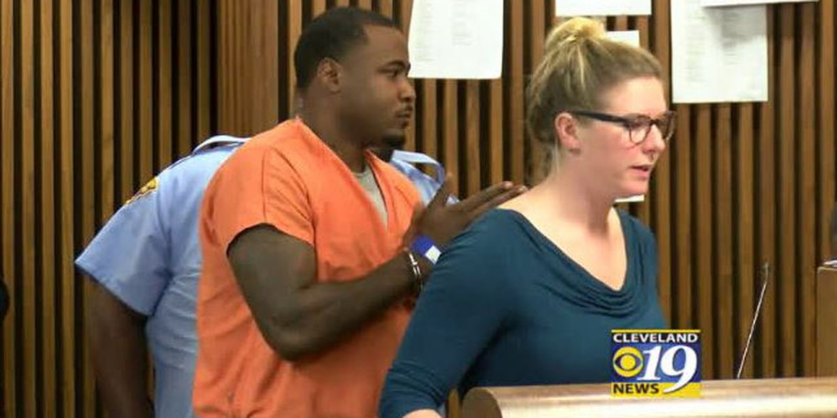 Man accused of shooting Cleveland officer pleads not guilty, bond set at $1M