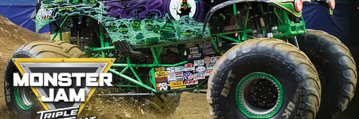 Monster Jam Triple Threat Series®