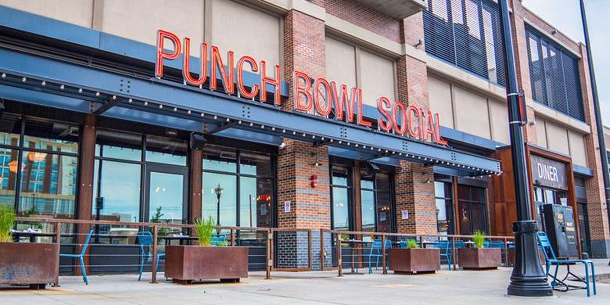 Punch Bowl Social Cleveland re-opening in the Flats