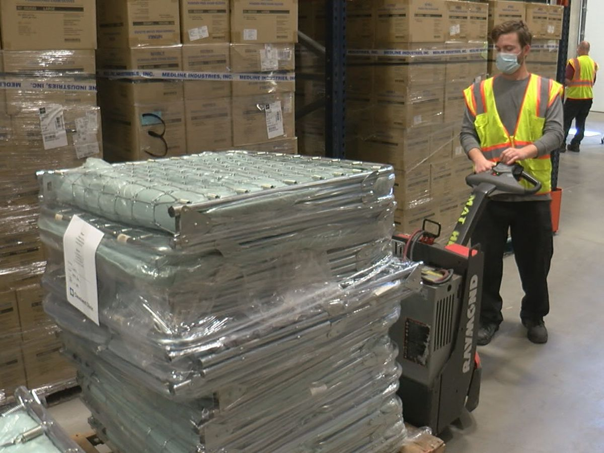 Cleveland Clinic shipping medical supplies to combat COVID-19 outbreak in India