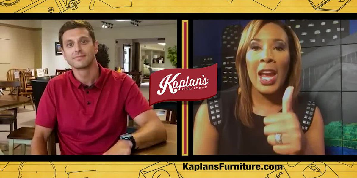 Kaplan's Furniture - Donate to Operation Backpack