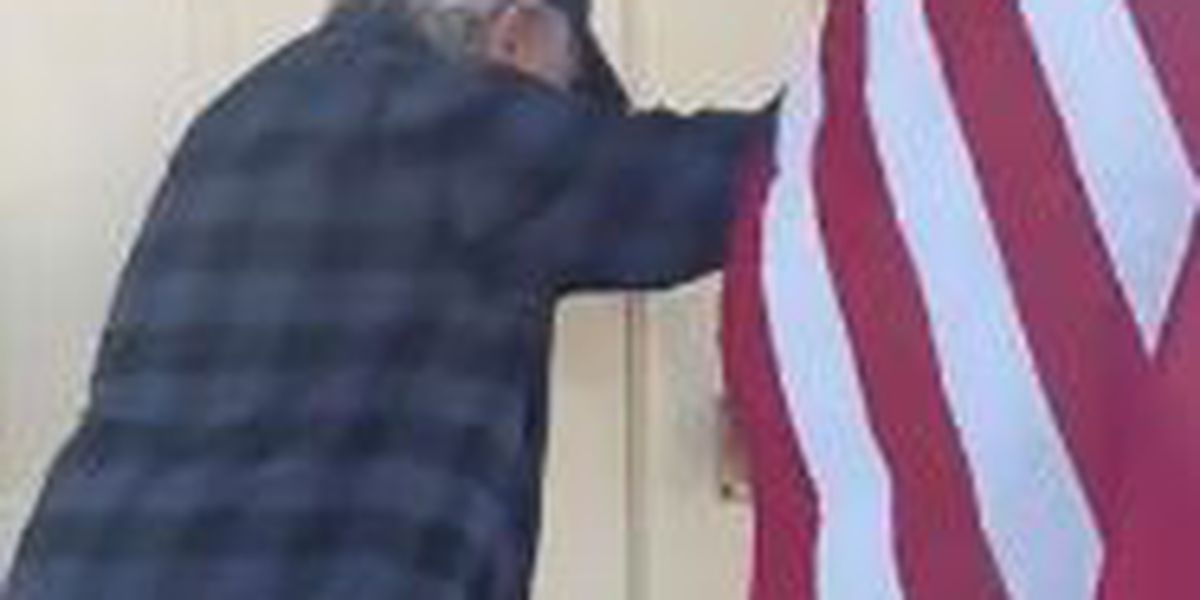Ohio Navy Veteran's reaction to the presidential election goes viral
