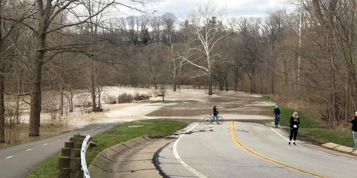 Flash flooding submerges parts of Rocky River Metroparks (galleries)