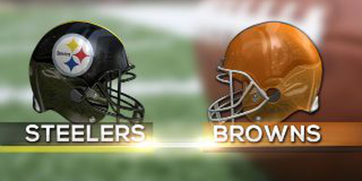 Browns beat down the Steelers 31-10