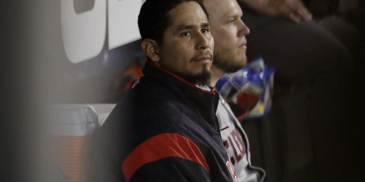 Carlos Carrasco to make 1st rehab appearance Monday in Akron following leukemia diagnosis