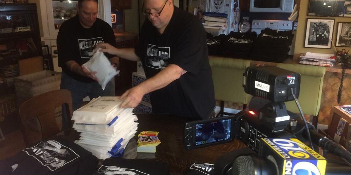 Local Bluesman is face behind 'RNC Riot' T-shirts