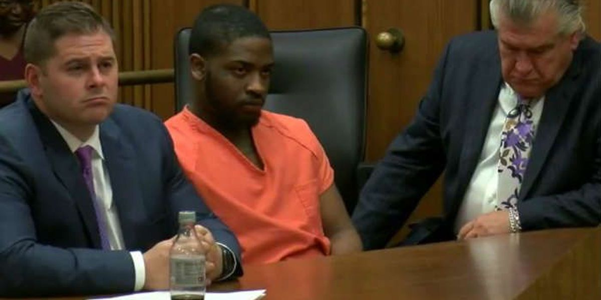 Life in prison for man convicted of murdering Cleveland firefighter and gas station clerk