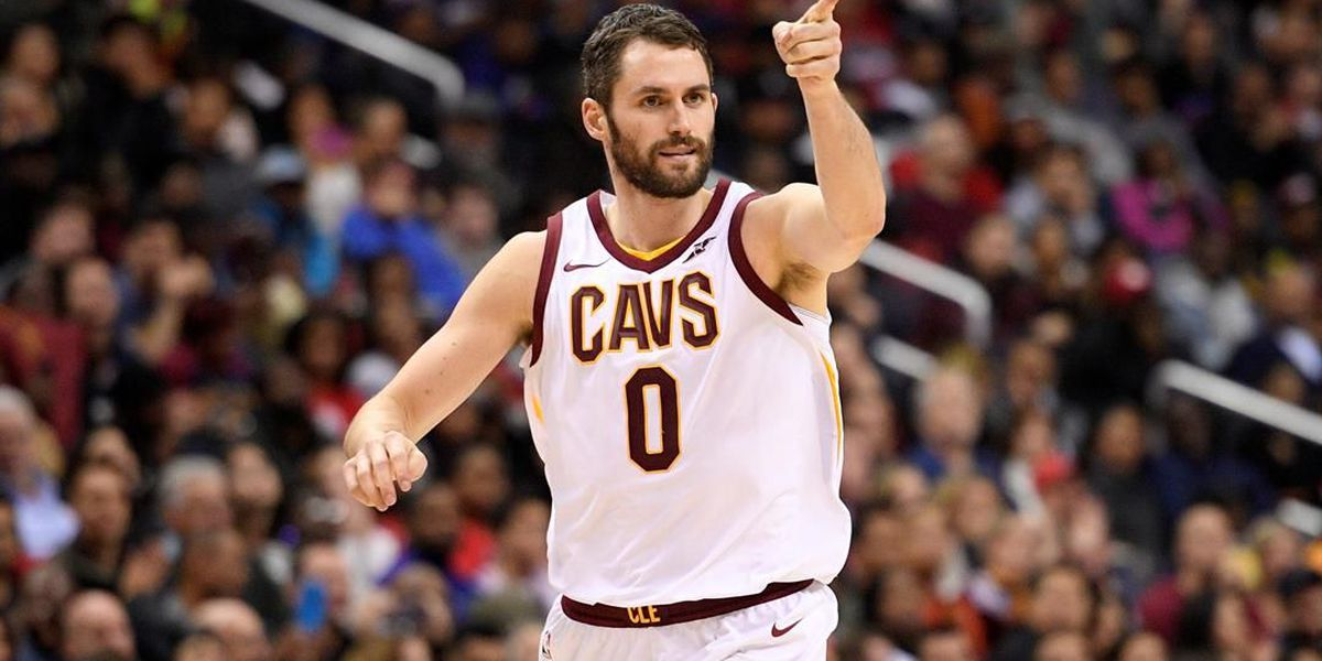 Kevin Love will not have surgery, expected to miss 8 weeks