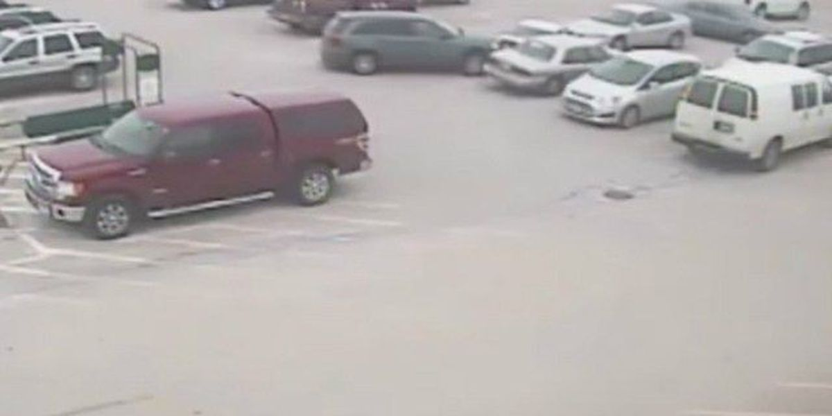 VIDEO: 92-year-old driver crashes into 9 cars in parking lot