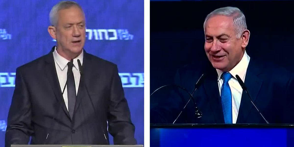 PM Netanyahu's career on the line as Israel votes