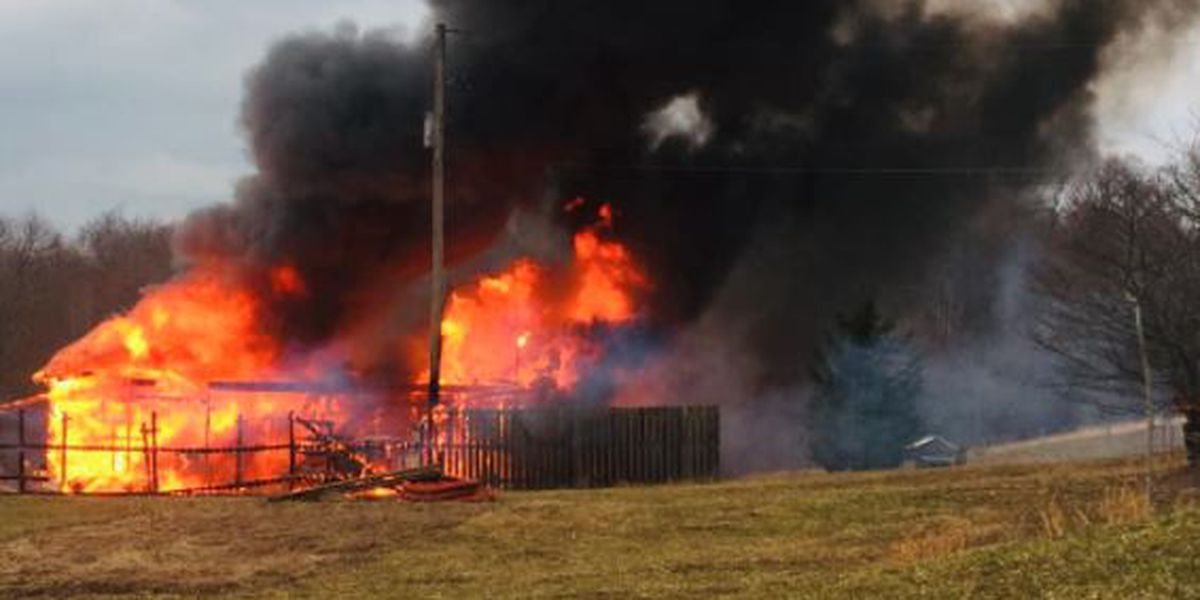 Stark County family loses home in fire
