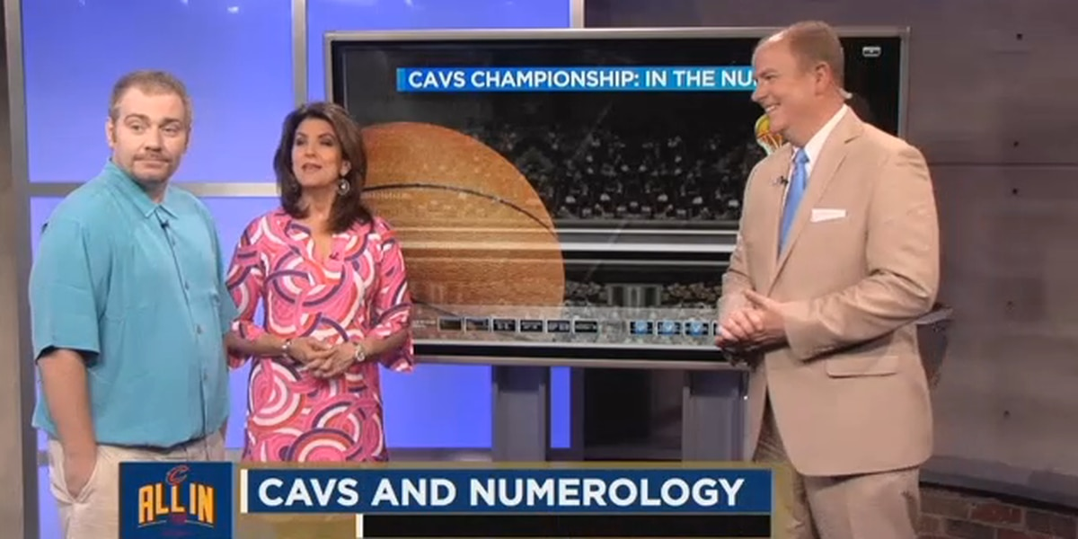 Gary the Numbers Guy's 9 Best NBA Finals Tweets
