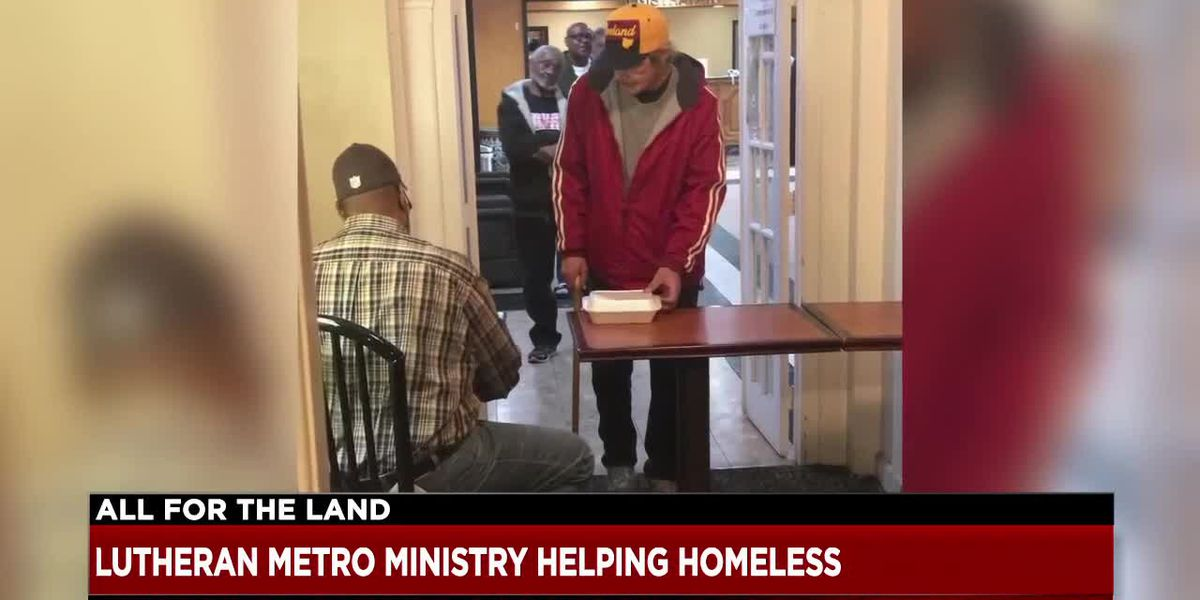 Lutheran Metro Ministry carrying on with its mission amid COVID-19 outbreak