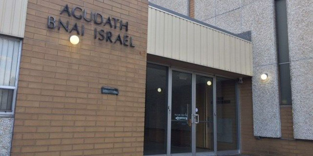 Solidarity Sabbath service planned after synagogue vandalized