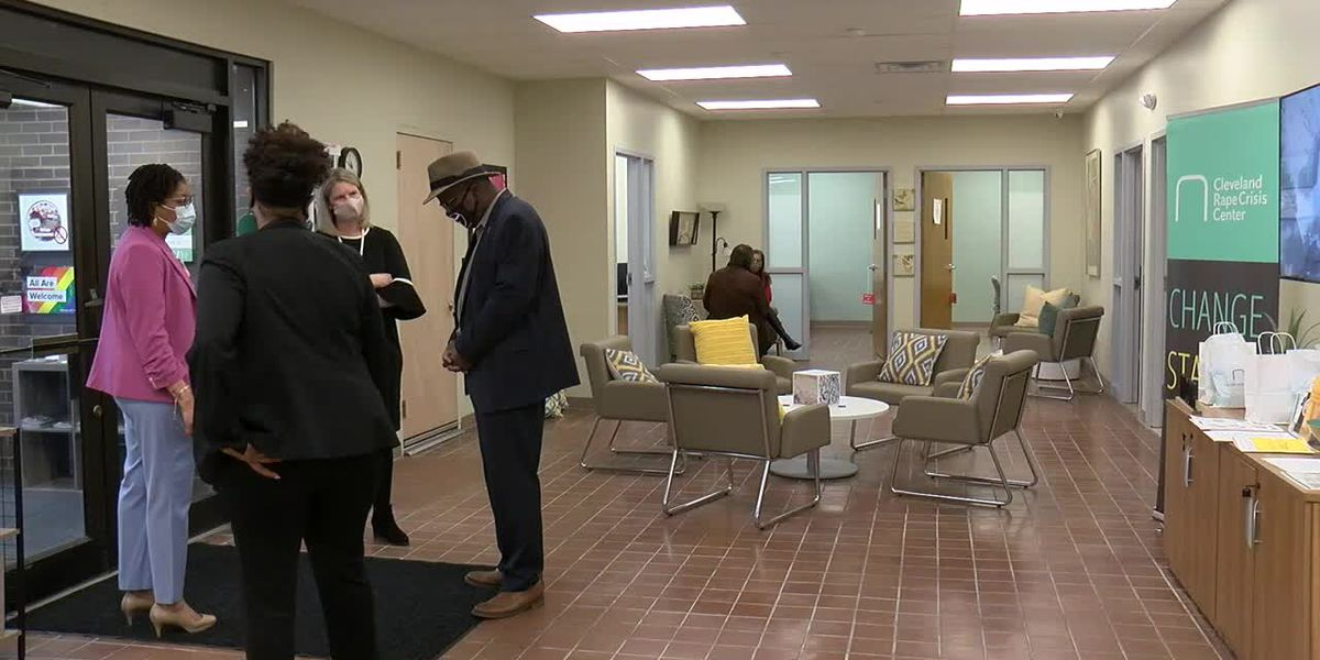 Cleveland Rape Crisis Center opens human trafficking drop-in center