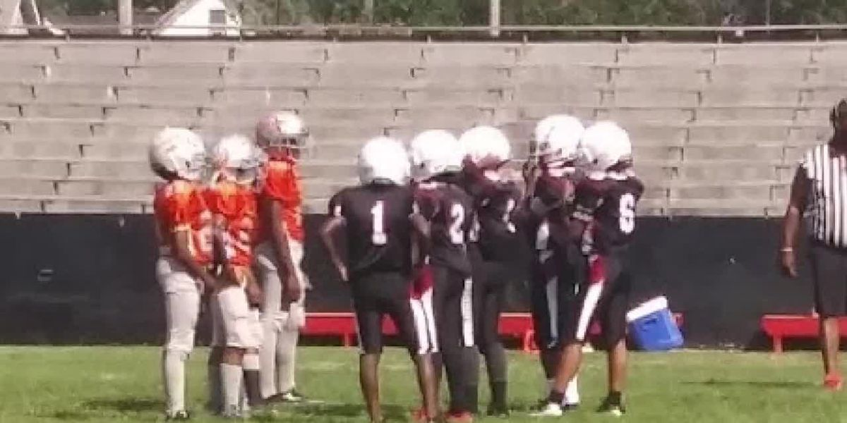 East Cleveland pee wee football team will suit up after having uniforms stolen
