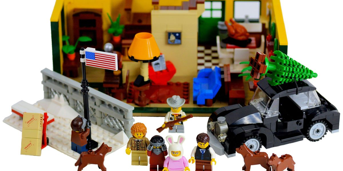 Lego builder needs help making 'A Christmas Story' house an official set