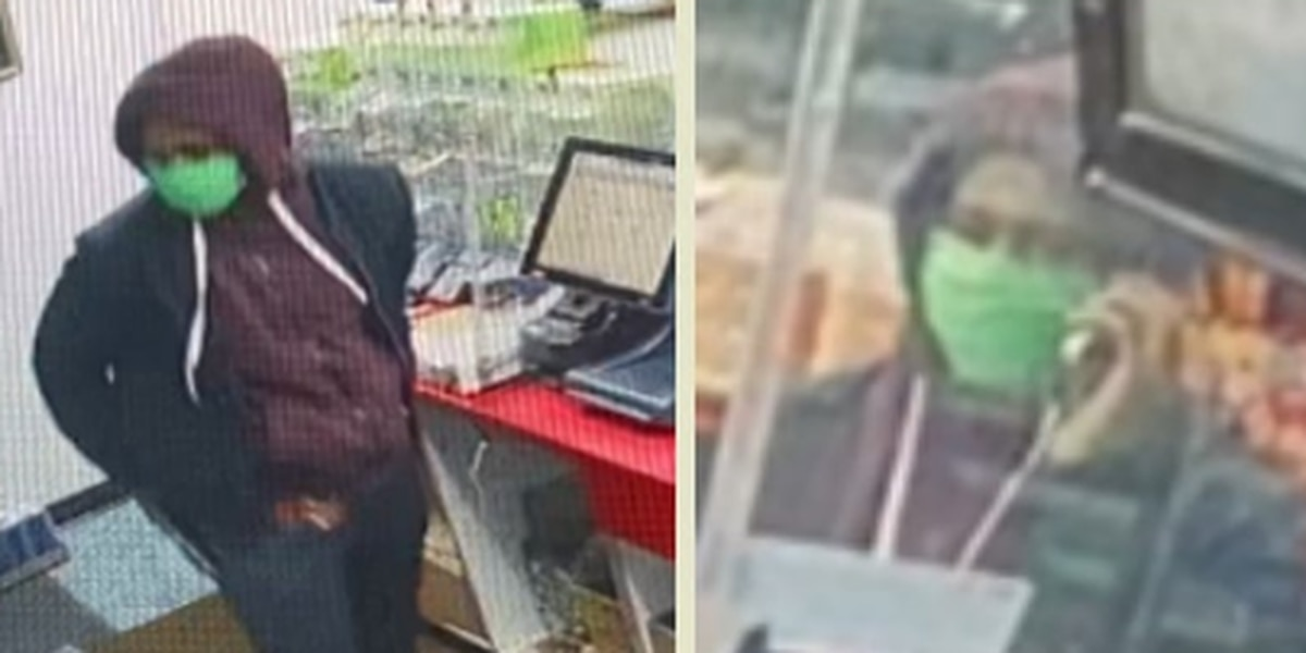 Shell gas station aggravated robbery suspect wanted by Cleveland Police